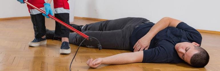 Electrical Shock Injury
